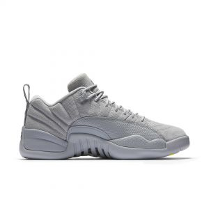 Tênis Air jordan 12 low ''Wolf Grey''