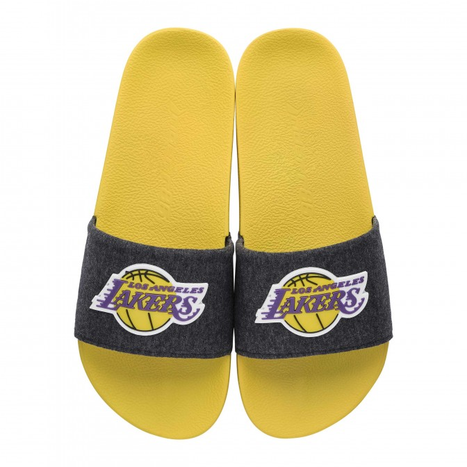 Chinelo Gaspea Rider Los Angeles Lakers Wool  - foto principal 1