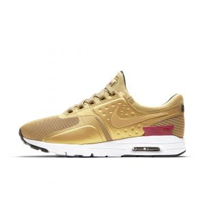 TÊNIS NIKE AIR MAX ZERO ''METALLIC GOLD''