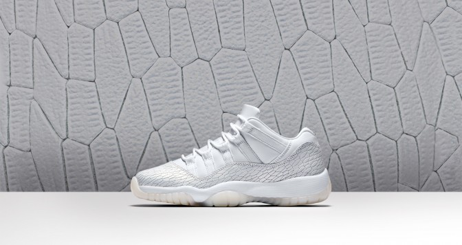 "NIKE AIR JORDAN 11 RETRO LOW ""HERIESS""  - foto principal 1"
