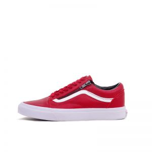 Tênis Vans Old Skool Zip 'Antique Leather' Chili Pepper
