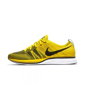 FLYKNIT TRAINER BRIGHT CITRON