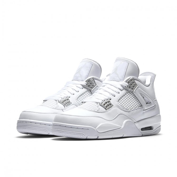 TÊNIS AIR JORDAN 4 RETRO PURE MONEY  - foto principal 1
