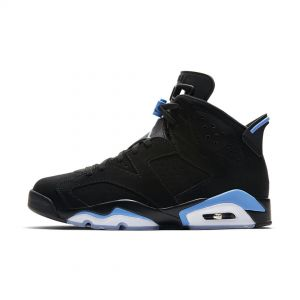 Tênis Air Jordan 6 Retro BLACK/UNIVERSITY BLUE