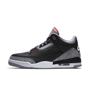 TÊNIS NIKE AIR JORDAN 3 OG 'Black Cement'
