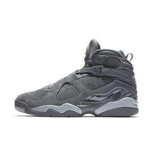 TÊNIS AIR JORDAN 8 COOL GREY