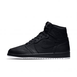 AJ 1 RETRO BLACK 'PERFORATED'