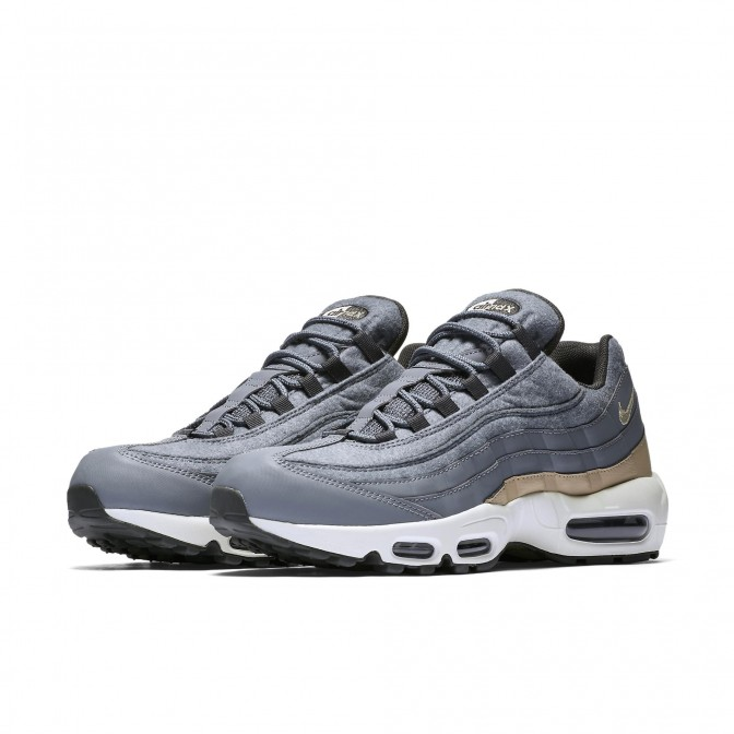 AIR MAX 95 PREMIUM WOOL GREY  - foto principal 1