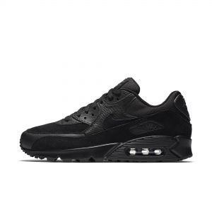 AIR MAX 90 PREMIUM ​BLACK LEATHER