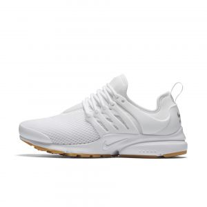 AIR PRESTO WHITE GUM SOLE