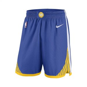 SHORTS GOLDEN STATE WARRIORS  SWINGMAN