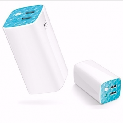Carregador Portátil Tp-link 10400mah Power Bank Externo