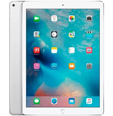 iPad Pro Apple Wi-Fi +Cellular 9.7'' Retina 32GB 12MPx Os iOS 9 Prata  - foto principal 1