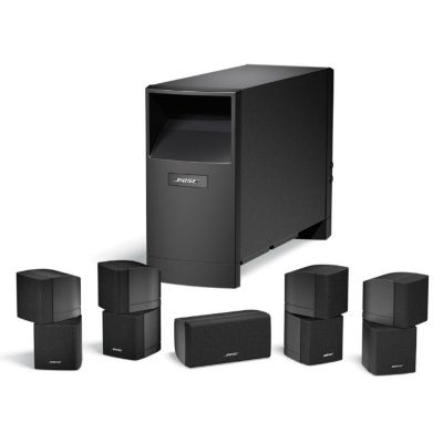 Bose Hometheater Acoustimass 10 Serie-5 110v  - foto 1