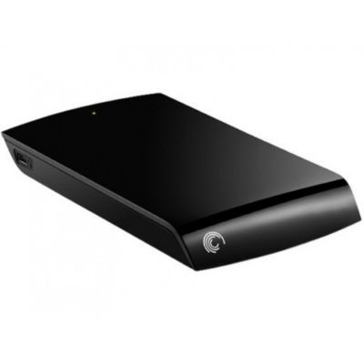 HD Externo 1TB Seagate Expansion - USB 3.0, 2.5''