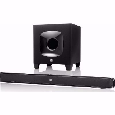 Jbl Cinema Sb400 Soundbar Sub Ativo Wireless