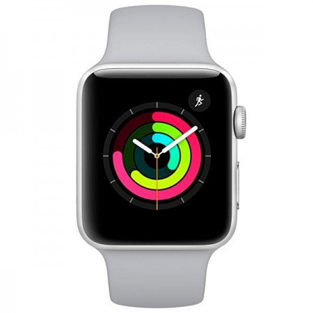 Apple Watch Série 3 42mm  A1859 - Prata  - foto principal 2