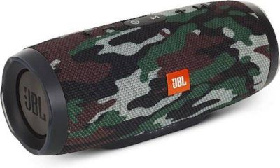 Caixa de Som JBL Charge 3 Limited Edition Waterproof Bluetooth- Squad