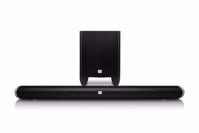 Jbl Cinema Sb350 Soundbar Com Subwoofer Ativo Wireless
