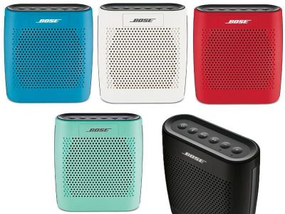 Caixa Som Bose Soundlink Colors Bluetooth Speaker Sem Fio