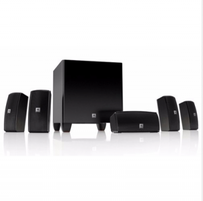 Jbl Cinema 610 Kit 5.1 Home Theater - Caixas Acústicas