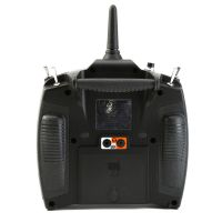 Radio Spektrum DX6i Black DSMX 2.4Ghz c/ Rx AR 610 (SPM6700)  - foto 5