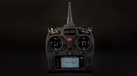 Radio Spektrum DX9 Black  - foto principal 5