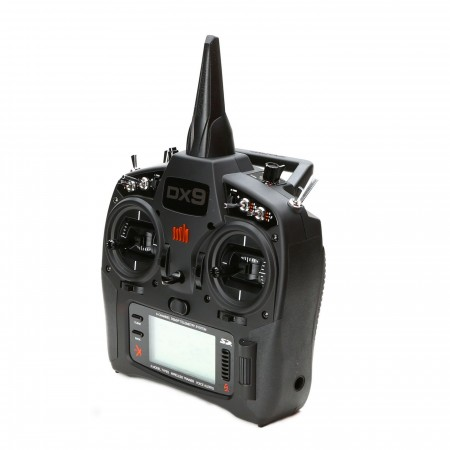 Radio Spektrum DX9 Black  - foto principal 1