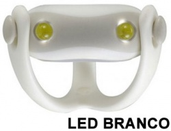 Farol Vista Light Infini I-203W Led Branco WUKONG Branco  - foto principal 1