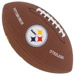 Bola de Futebol Americano Wilson NFL Team PITTSBURGH STEELERS