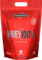 SUPERWHEY 100% INTEGRALMÉDICA - Chocolate 907g