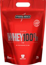 SUPERWHEY 100% INTEGRALMÉDICA - Baunilha 1,8Kg