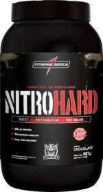 NITRO HARD DARKNESS INTEGRALMÉDICA - Chocolate 907g