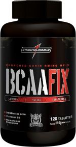 BCAA FIX DARKNESS INTEGRALMÉDICA - 120 Tabs