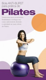 Bola Slim Fit Professional Gym Ball para Yoga / Pilates 75cm + Bomba para Inflar  - foto 5