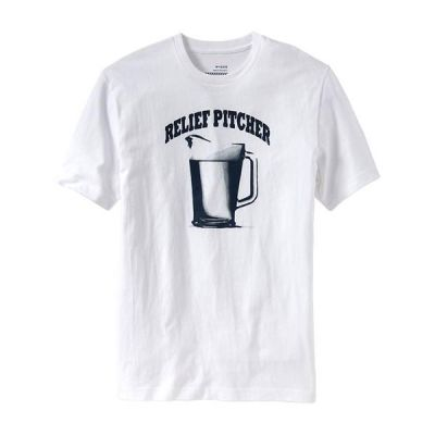 Camiseta Pitcher Relief