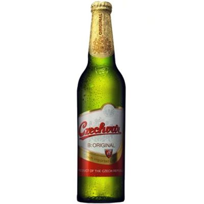Czechvar Original 500 ml