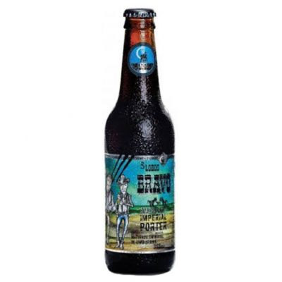 Backer 3 Lobos Bravo Imperial Porter 355ml