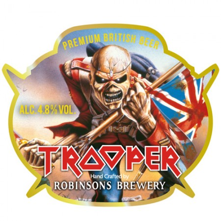 Trooper Iron Maiden 330 ml  - foto principal 2