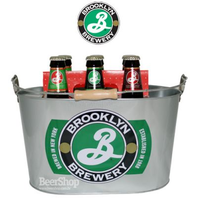 Kit Brooklyn Balde + 6 Pack