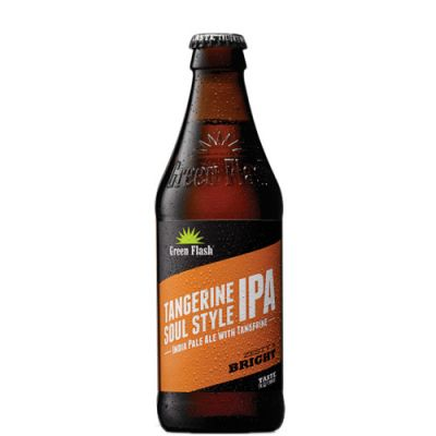 Green Flash Tangerine Soul Style IPA - 355 ml