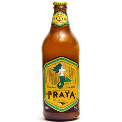 Praya Witbier 600 ml