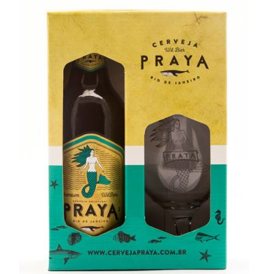 Kit Praya Witbier Oficial  - foto 1
