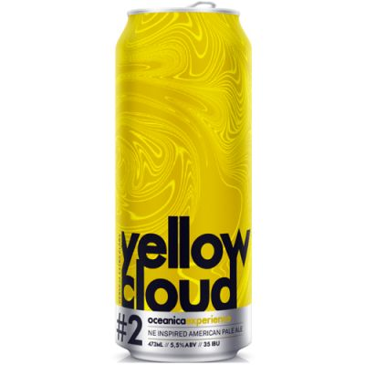 Oceanica Yellow Cloud Lata - 473 ml