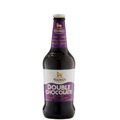 Youngs Double Chocolate Stout - 500 ml  - foto 1