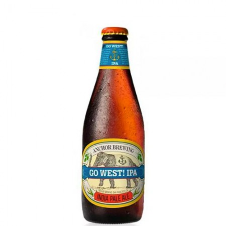 Anchor Go West IPA 355 ml  - foto principal 1