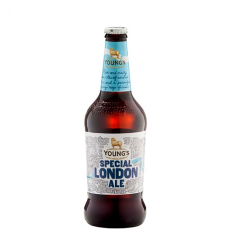 Youngs Special London Ale 500 ml  - foto principal 1