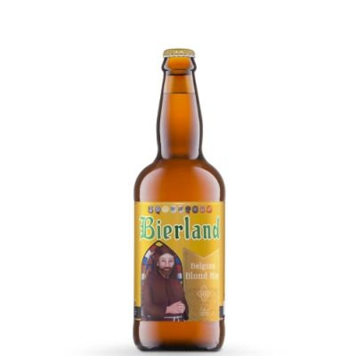 Bierland Belgian Blond Ale - 500 ml