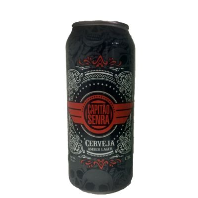 Backer Capitão Senra Lata - 473 ml