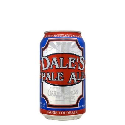 Oskar Blues Dales Pale Ale - lata 355 ml